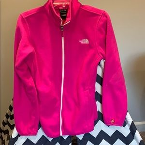 The north face fleece jacket/insert. GirlsXL (18)